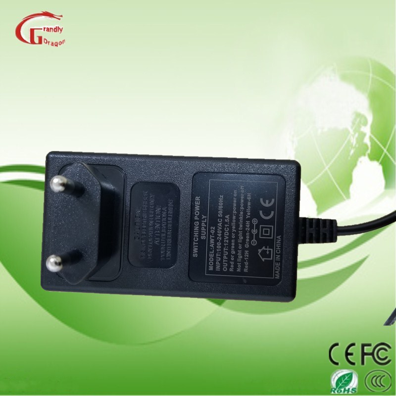 18W Timer adapter for CCTV
