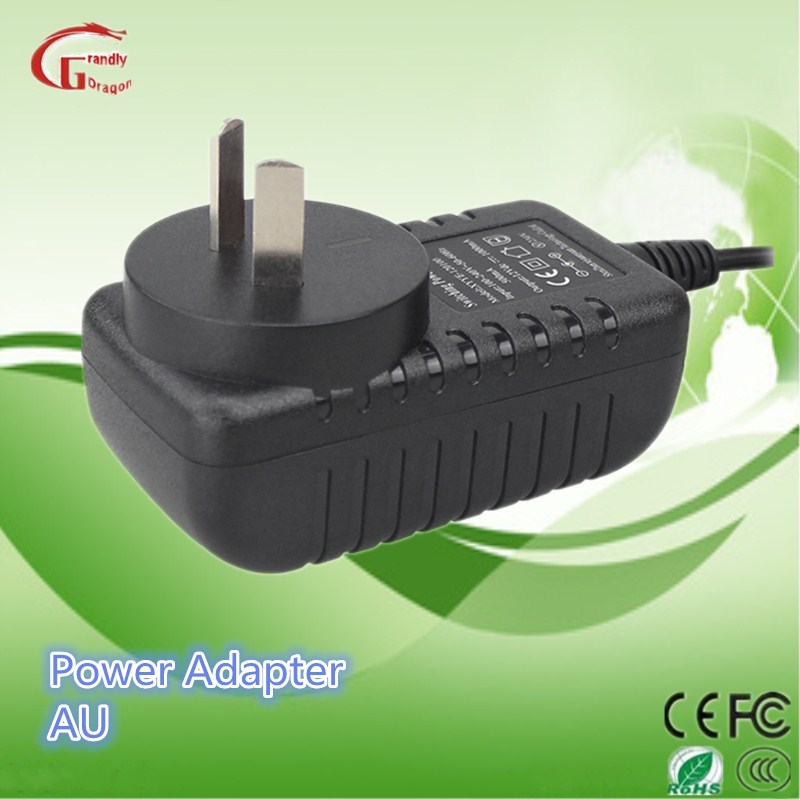 CCTV Camera 15V 1.5A Battery Charger