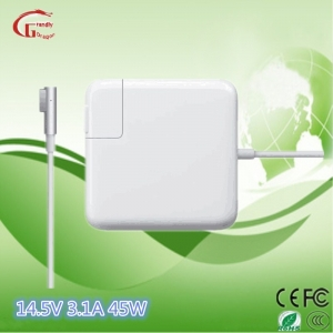 45W 14.5V 3.1A  Laptop Adapter for Apple MacBook