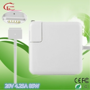 A1424 A1398 20V 4.25A Magsafe2 85W Laptop Power Adapter for