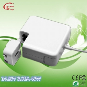 14.85V 3.05A 45W Apple MacBook Air Magsafe 2 Power Adapter