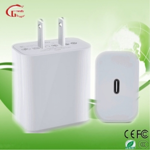 for iPhone 18W Fast Charger Pd
